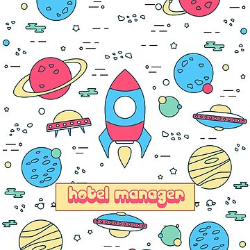 HOTEL MANAGER by Emeryhos