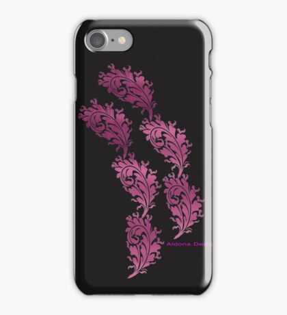 Special message for my Dad (1341 Views) iPhone Case/Skin