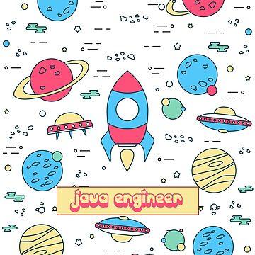 JAVA ENGINEER by Emeryhos