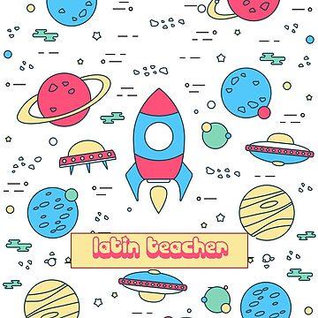 LATIN TEACHER by Emeryhos