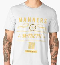 Kingsman Men's Premium T-Shirt
