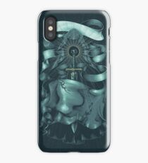Hooded Eclipse iPhone Case/Skin