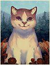 «Meow Meow Meow» de JMFenner
