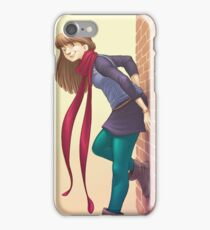 Geeky Character Design iPhone Case/Skin