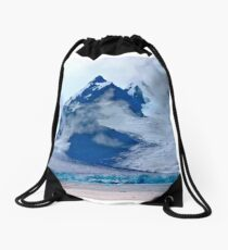 Antarctica Drawstring Bag