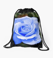 Only When the Moon Is Blue... Drawstring Bag