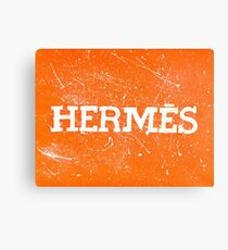 HERMES Canvas Print