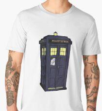 bigger on the inside. Men's Premium T-Shirt