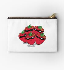 The Strawberry Thieves band logo large Studio Pouch