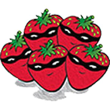 The Strawberry Thieves band logo large by LokLaufeyson