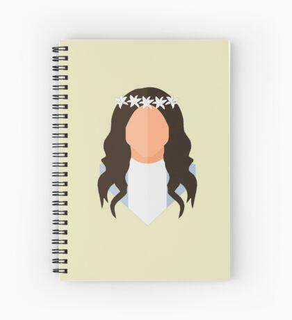 Maria Goretti Spiral Notebook