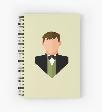 Dominic Savio Spiral Notebook