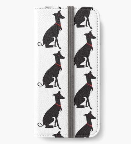 greyhound (vector) iPhone Wallet