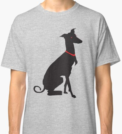 greyhound (vector) Classic T-Shirt