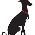 greyhound (vector) by Matt Mawson