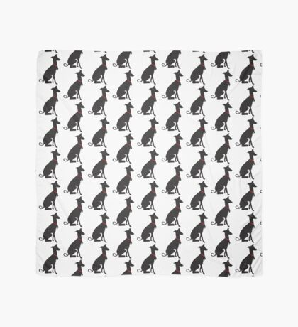 greyhound (vector) Scarf