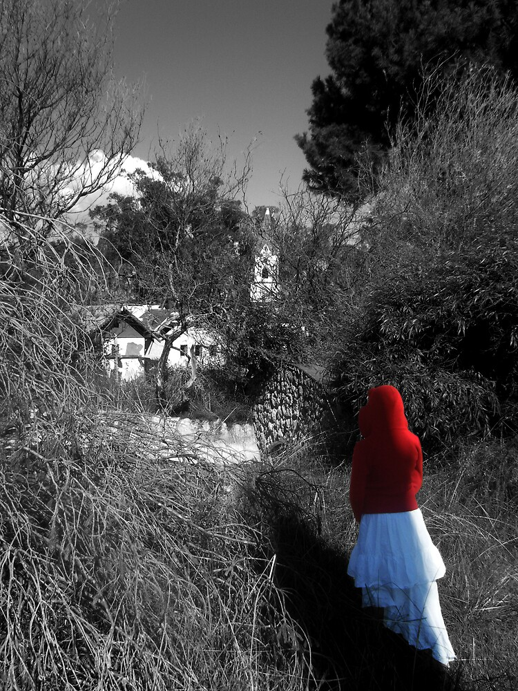 Red Riding Hood by ZMaxwell