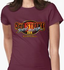 Street Fighter III: 3rd Strike - Fight for the Future logo T-Shirt