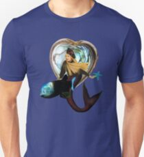 GENIUS OF MERMAID LOVE T-Shirt