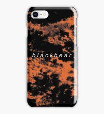 blackbear tie dye iPhone Case/Skin