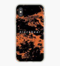 blackbear tie dye iPhone Case