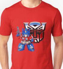 SD Optimus Prime Unisex T-Shirt