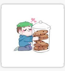 cookies Sticker