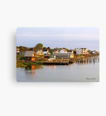 Island Living ~ Downhome Charm Canvas Print