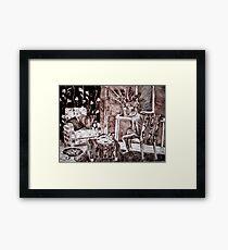 The Room Framed Print