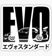 EVO!!!! Sticker