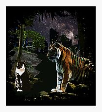Back to the Wild Photographic Print