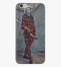 Harlequin 1888 - 1890 Paul Cézanne iPhone Case