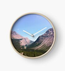 Icefields Escape Clock