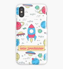 LOAN PROCESSOR iPhone Case/Skin