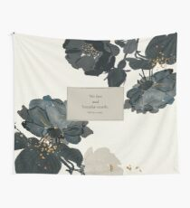 We live and breathe words. - Will Herondale. The Infernal Devices. Wall Tapestry