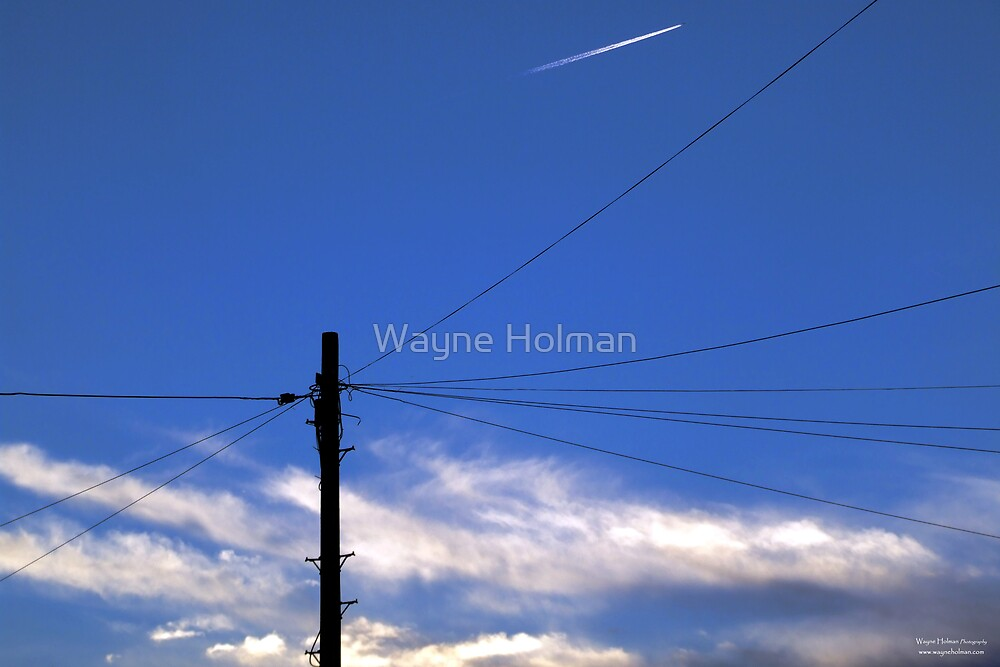 Connections by Wayne Holman