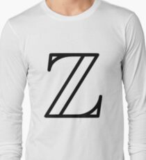 Mathematics - Zahlen - Set of Integers Long Sleeve T-Shirt