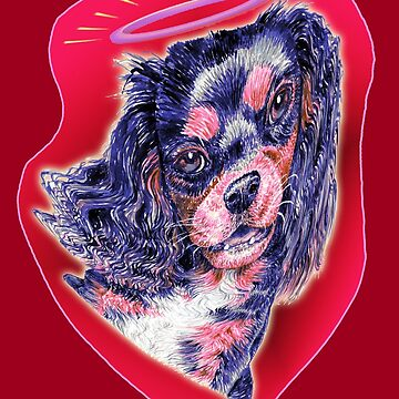 Cavalier King Charles Spaniel My Angel by didielicious