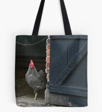 Cockadoodle Who's There? Tote Bag