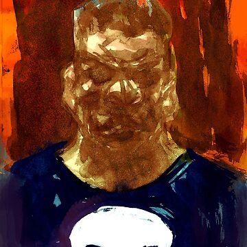 Skull by Pauldesigns68RB