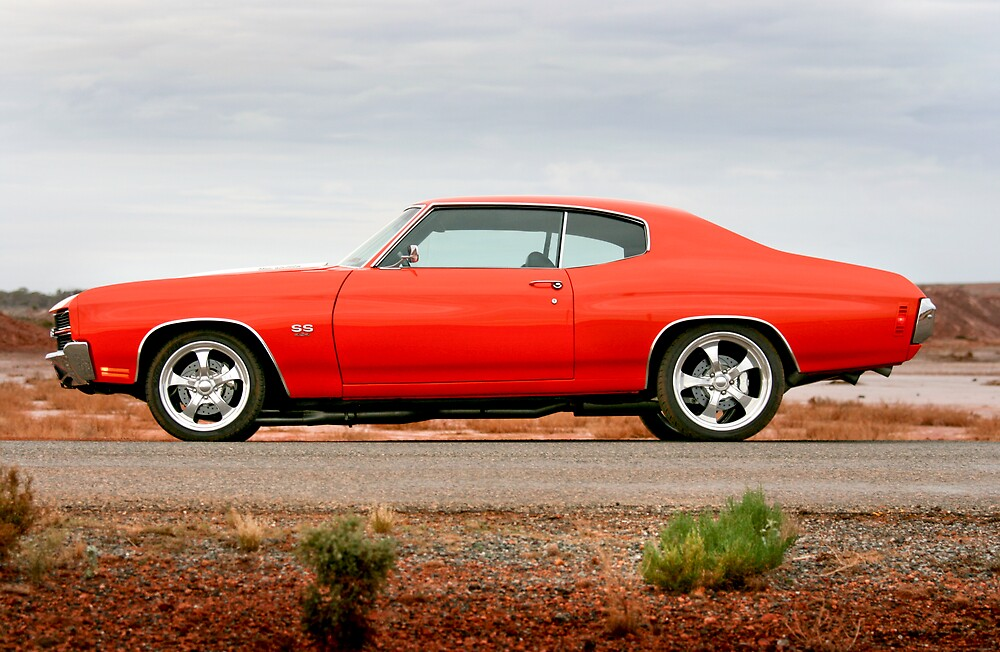 Chevelle side by Stanislaw