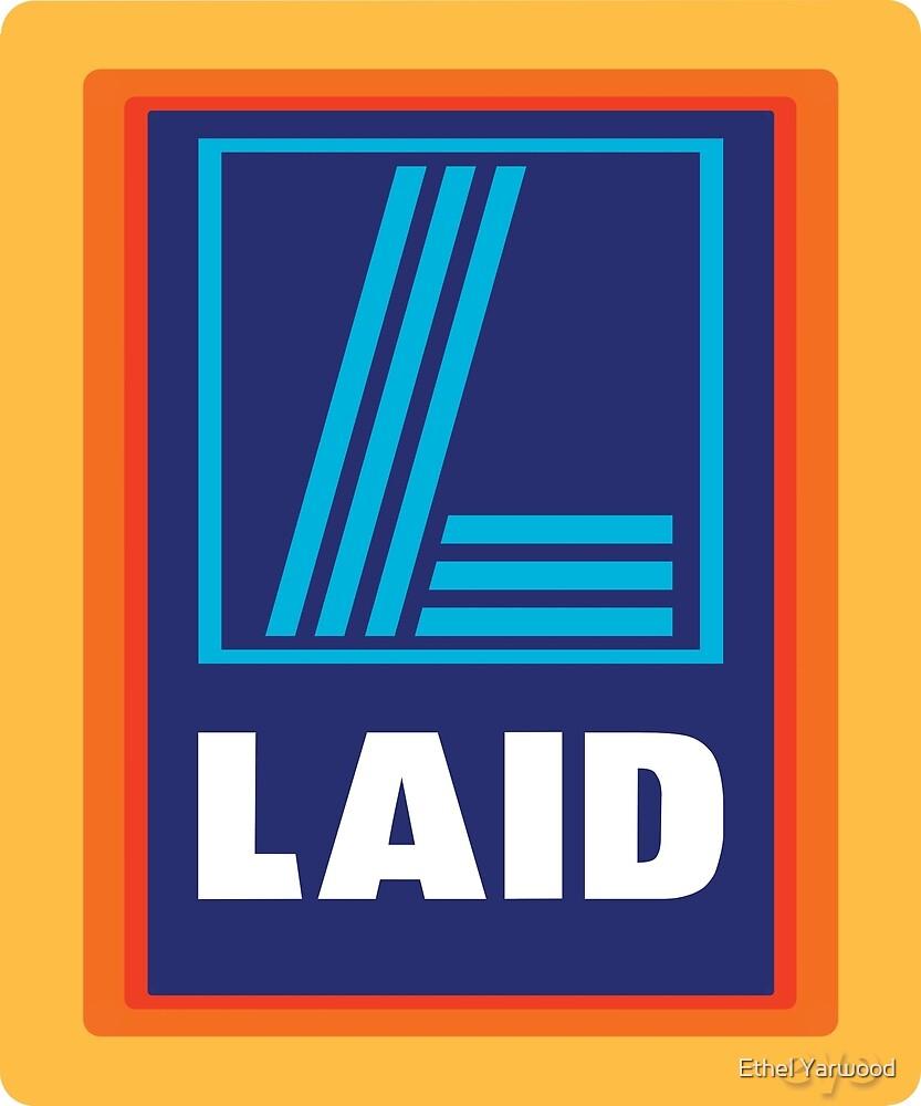 LAID by Ethel Yarwood
