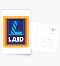 LAID Postcards