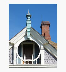 Housetop Photographic Print
