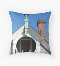 Housetop Throw Pillow