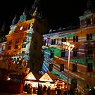 Christmas lights in Graz by christopher363