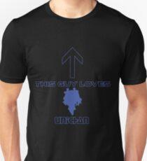 This guy loves Uni T-Shirt