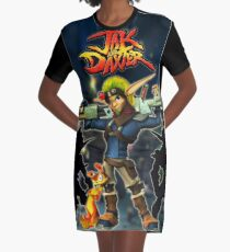 Jak & Daxter Trilogy  Graphic T-Shirt Dress