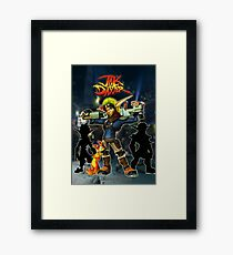 Jak & Daxter Trilogy  Framed Print