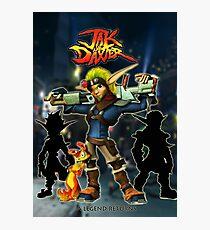 Jak & Daxter Trilogy  Photographic Print